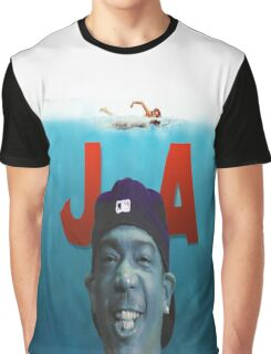 JAws Graphic T-Shirt