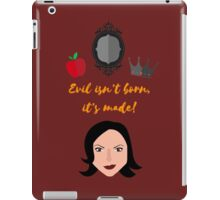Regina Mills Once Upon a Time iPad Case/Skin
