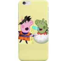 dragon pig iPhone Case/Skin