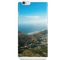 Cape Town from Table Mountain iPhone Case/Skin
