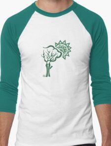 Tribal Tree Men's Baseball ¾ T-Shirt