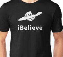 iBelieve (I want to believe) Unisex T-Shirt
