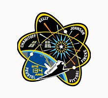 STS-134 Mission Patch Unisex T-Shirt