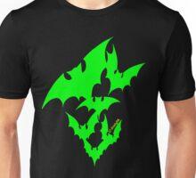 Going Batty (green) Unisex T-Shirt