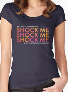 90s Empire Records Quote Women's Fitted Scoop T-Shirt