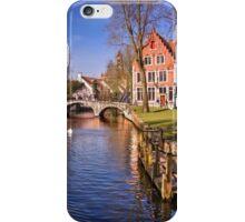 Blue Bruges  iPhone Case/Skin