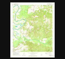 USGS TOPO Map Alabama AL Englewood 303764 1970 24000 T-Shirt
