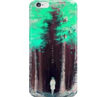 화양연화 - Dead Leaves - Inverted iPhone Case/Skin