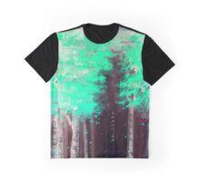 화양연화 - Dead Leaves - Inverted Graphic T-Shirt