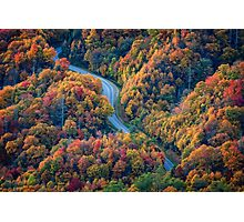 Newfound Gap Photographic Print