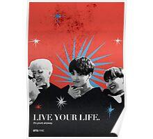 BTS Bauhaus Poster 3 Poster