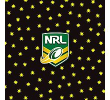 NRL (rugby) Photographic Print