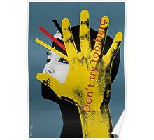 BTS Bauhaus Poster 4 Poster