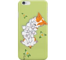 Snuggle Bunny - Verticle iPhone Case/Skin