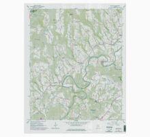 USGS TOPO Map Alabama AL Nectar 304659 1961 24000 One Piece - Short Sleeve