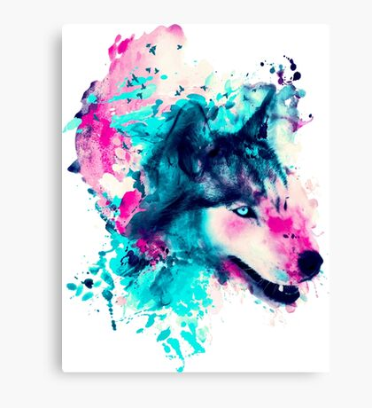 Wolf II Canvas Print