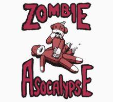 Zombie Asocalypse! Kids Tee