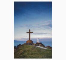 Ynys Llanddwyn (Llanddwyn Island), Anglesey, Wales UK Kids Tee