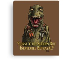 "Firefly: ""Curse your sudden but inevitable betrayal!"" Canvas Print"