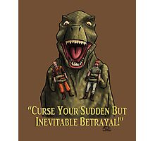 "Firefly: ""Curse your sudden but inevitable betrayal!"" Photographic Print"
