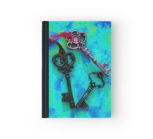 Key Trio Hardcover Journal