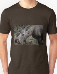 Snack-time Moose Unisex T-Shirt
