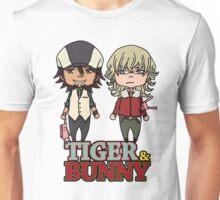 TIGER&BUNNY chibi Unisex T-Shirt