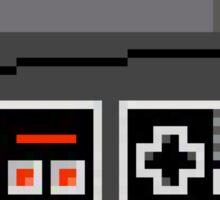 8-Bit for life Sticker