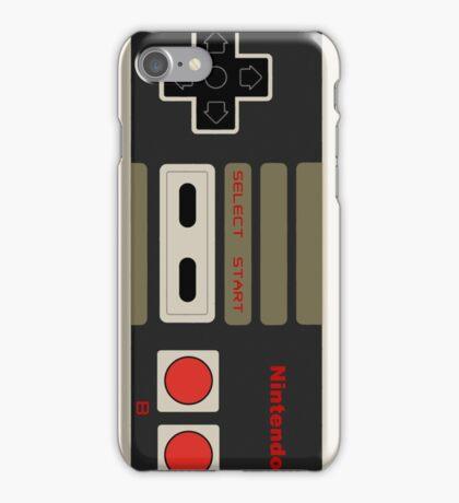 Nintendo old school joystick iPhone Case/Skin