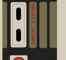 Nintendo old school joystick Sticker
