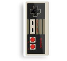 Nintendo old school joystick Metal Print