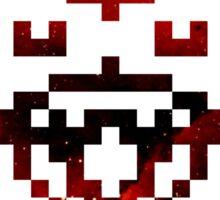 My Chemical Romance - 8-Bit Kobra Kid Logo (Space) Sticker