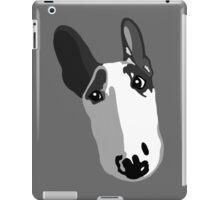 English Bull Terrier Koko iPad Case/Skin
