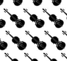 Violin Sticker