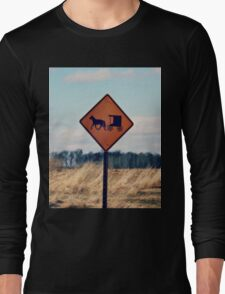 Amish Country Long Sleeve T-Shirt