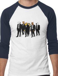 RESERVOIR HOUNDS Men's Baseball ¾ T-Shirt