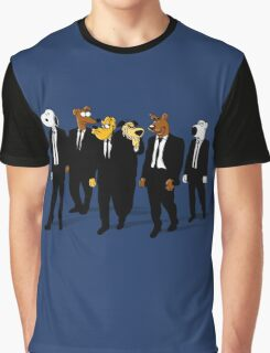 RESERVOIR HOUNDS Graphic T-Shirt
