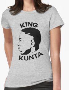 kendrick lamar kingkunta Womens Fitted T-Shirt