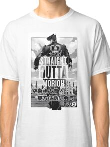 Josuke-straight outta morioh Classic T-Shirt