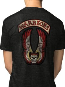 Warriors inspired design Tri-blend T-Shirt