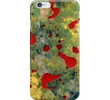 Our War Against Nature iPhone Case/Skin
