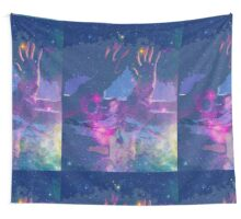 Origin of the Never. Wall Tapestry