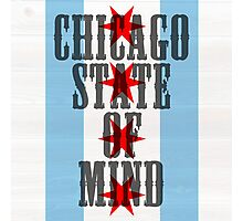 Chicago State of Mind Photographic Print