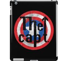 The Capt Captain America: Civil War Movie Quote iPad Case/Skin
