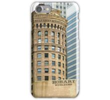 Hobart Building  iPhone Case/Skin