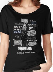 Wanheda - Clarke Griffin - Clexa - The 100 Women's Relaxed Fit T-Shirt