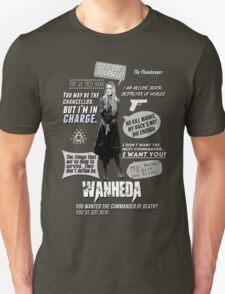 Wanheda - Clarke Griffin - Clexa - The 100 Unisex T-Shirt