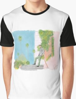 Troye Mixed Media 001 Graphic T-Shirt