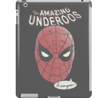 The Amazing Underoos Captain America: Civil War Movie Quote iPad Case/Skin