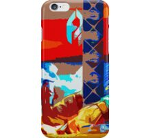 Caught in the Never. iPhone Case/Skin